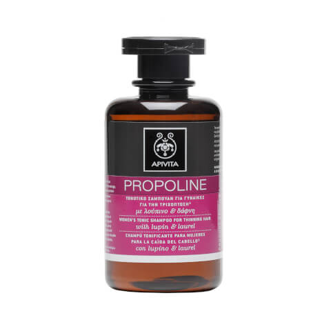 Apivita Propoline Women's Tonic Shampoo For Thinning Hair