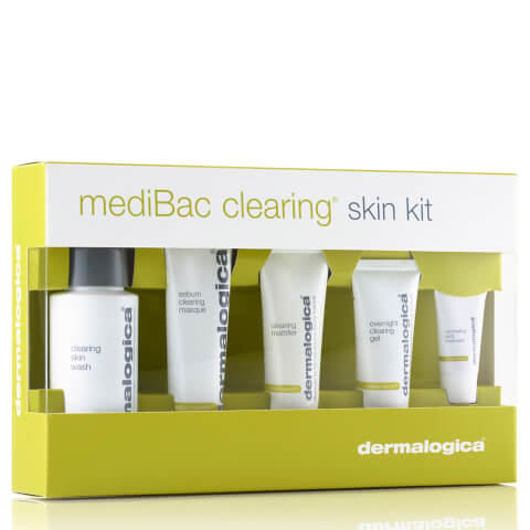 Dermalogica MediBac Clearing Adult Acne Treatment Kit