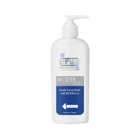 GlyMed Plus Physician Elite Rx Gentle Facial Wash with BIOCell-sc