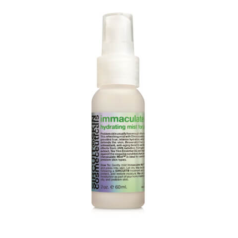 SIRCUIT Skin Immaculate Mist Hydrating Mist for Problem Skin