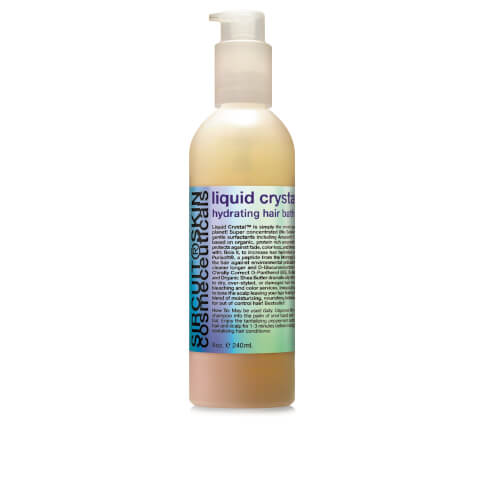 SIRCUIT Skin Liquid Crystal + Sulfate Free Hydrating Hair Bath
