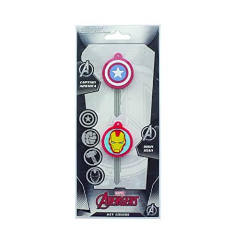 Marvel Avengers Key Covers