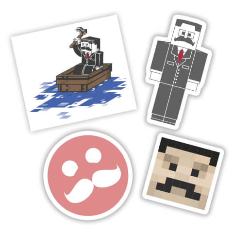 Mumbo Jumbo Sticker Pack