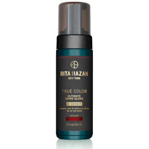 Rita Hazan True Color Ultimate Shine Gloss - Red 142ml