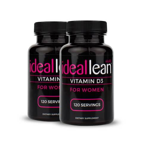 IdealLean Vitamin D 240 Capsules