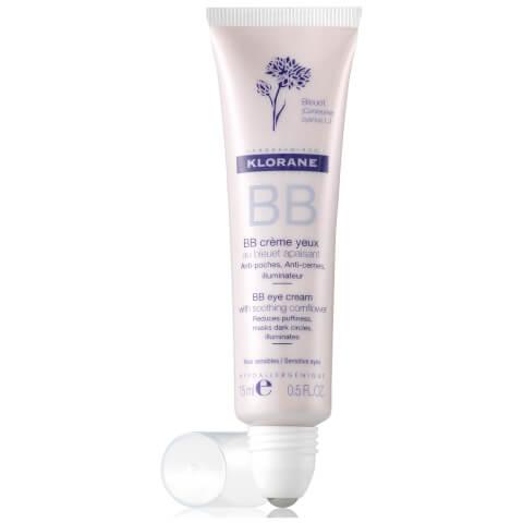 KLORANE BB Eye Cream with Soothing Cornflower - 15ml