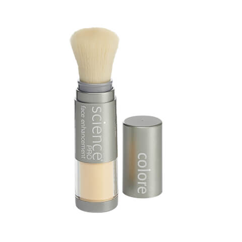 Colorescience Let Me Be Clear Finishing Brush - Deep Cover