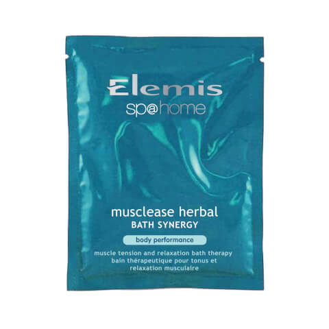 Elemis Sp@home Musclease Herbal Bath Synergy