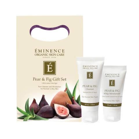 Eminence Pear & Fig Holiday Set