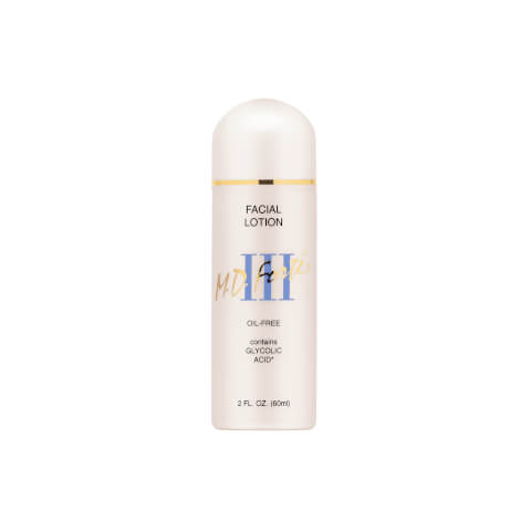 M.D. Forte Facial Lotion III