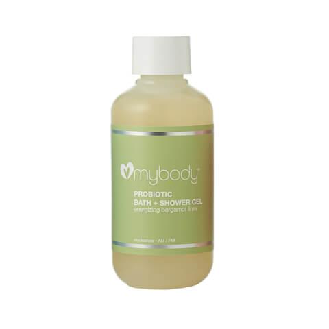 mybody Probiotic Bath + Shower Gel - Bergamot Lime