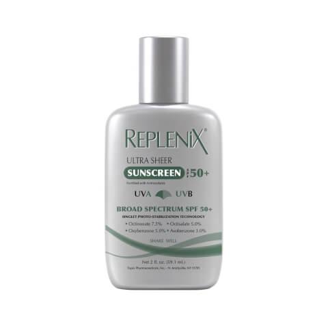 Replenix Ultra Sheer Sunscreen SPF 50 Plus
