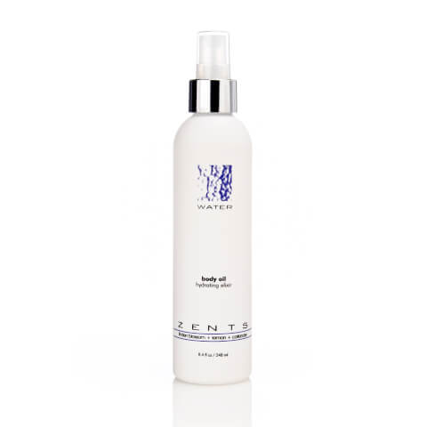 Zents Body Oil - Water