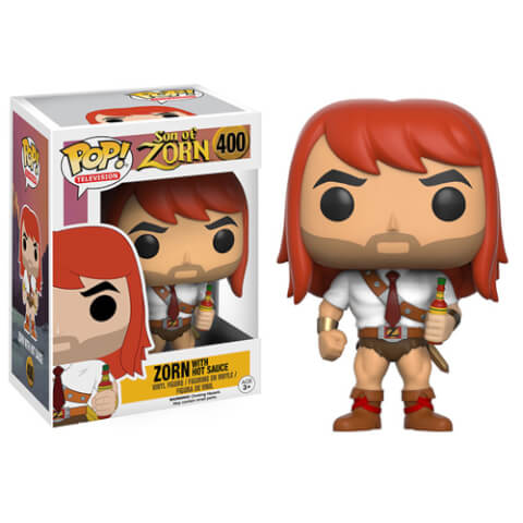 Son of Zorn Zorn with Hot Sauce Pop! Vinyl Figure