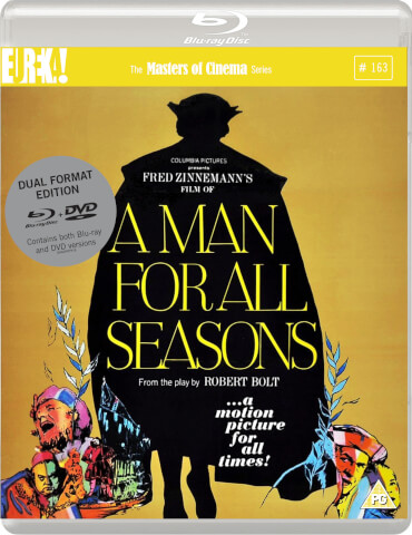A Man For All Seasons (Masters Of Cinema) - Dual Format (Includes DVD)