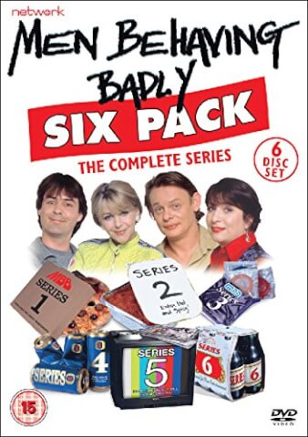 Men Behaving Badly: Six Pack (Fremantle Repack)