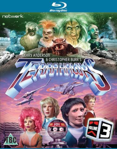 Terrahawks: Volume 3
