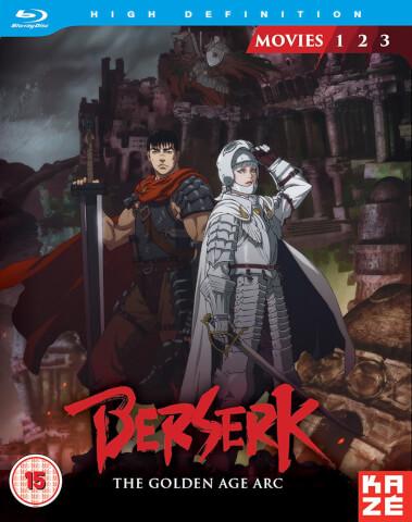 Berserk: The Golden Age Arc Movie Collection