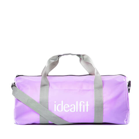 IdealFit Gym Bag Purple