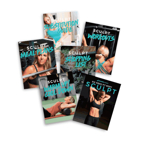 Trainer Lindsey - 6 Week Sculpt Body Challenge eBook