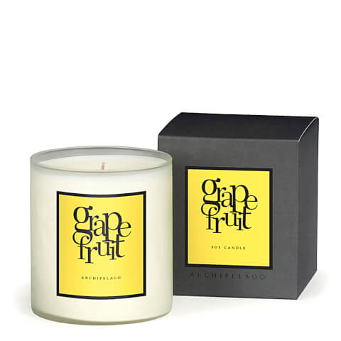 Archipelago Botanicals Home Candle - Grapefruit 400g