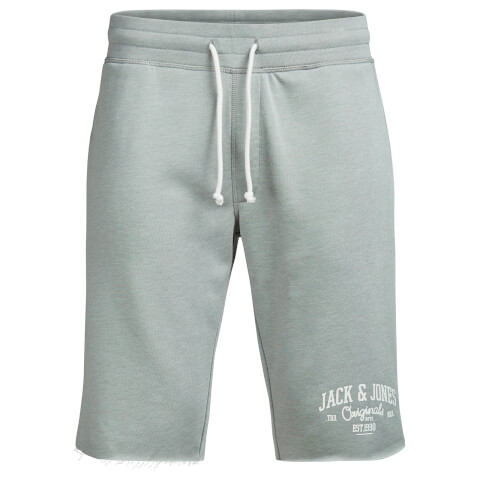 Jack & Jones Men's Originals Holting Casual Shorts - Light Grey