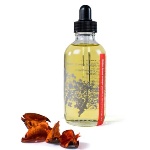 Red Flower Italian Blood Orange Aromatherapeutic Body Oil