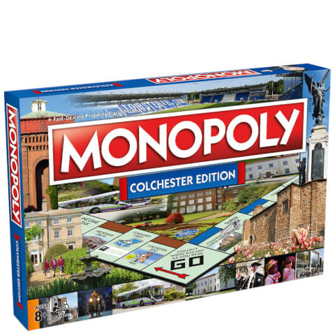 Monopoly - Colchester Edition
