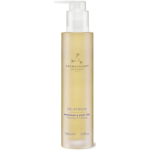 Aromatherapy Associates De-Stress Massage and Body Oil 100ml