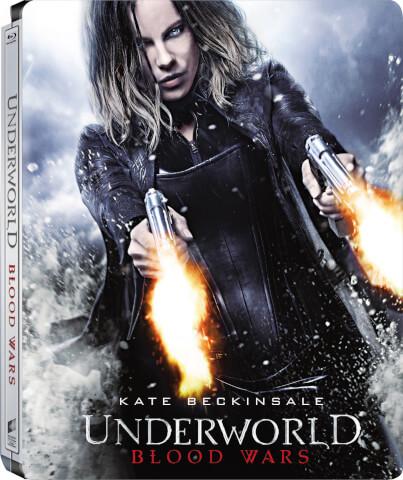 Underworld: Blood Wars - Steelbook Édition Limitée