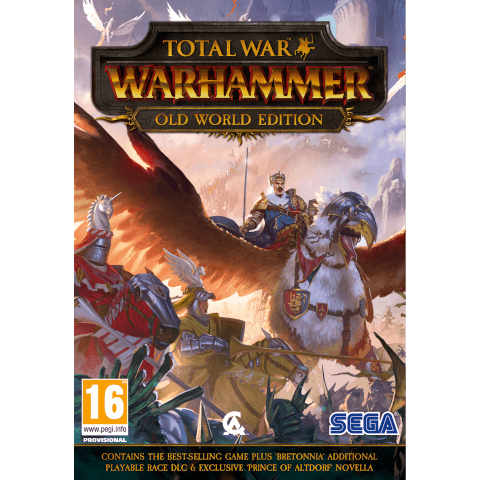 Total War Warhammer Old World Edition