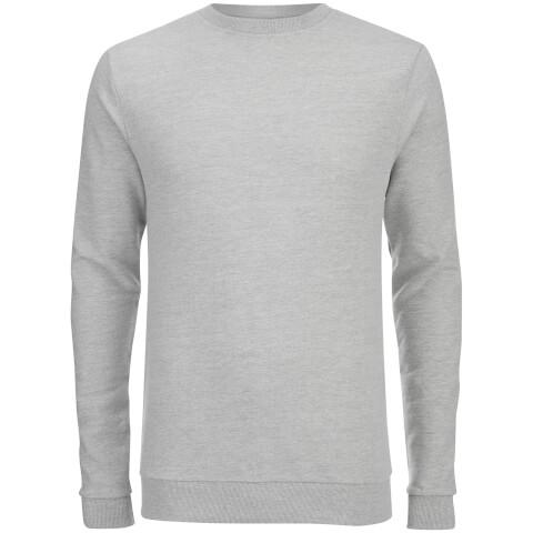 Smith & Jones Men's Juke 2 Pack Slim Fit Sweatshirt - Black/Grey