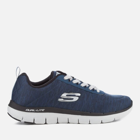 Skechers Men's Flex Advantage 2.0 Chillston Trainers - Navy