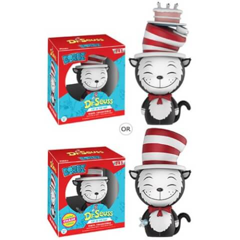Dr. Seuss Cat in the Hat Dorbz Vinyl Figure