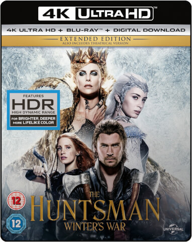 The Huntsman: Winter's War - 4K Ultra HD