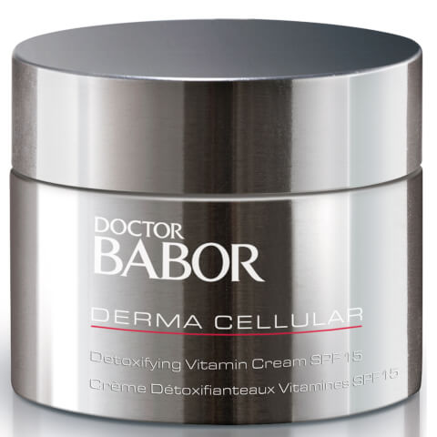 BABOR Doctor Derma Cellular Detoxifying Vitamin Cream 50ml