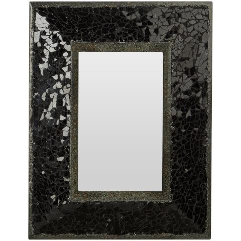 Cadre Photo Opulence Mosaïque 10 x 15 -Noir