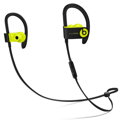Beats by Dr. Dre Powerbeats3 Wireless Bluetooth Earphones - Shock Yellow