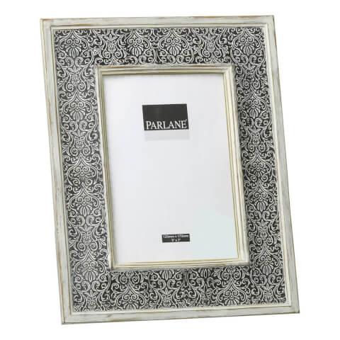 Cadre Treviso Parlane - Noir/Blanc (28 x 22cm)