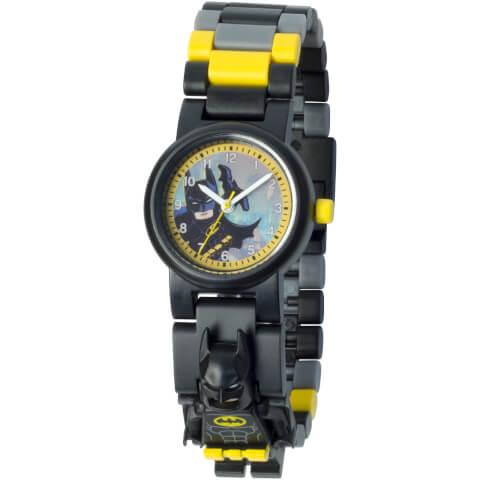 LEGO Batman Movie: Batman Minifigure Link Watch