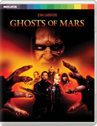 Ghosts of Mars - Dual Format (Includes DVD)