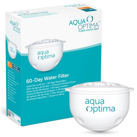 12 month filter pack - Aqua Optima Original 6 x 60 Day Water Filter Pack