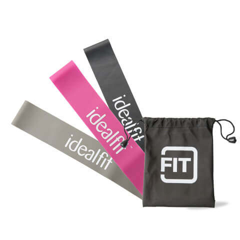 IdealFit Booty Bands