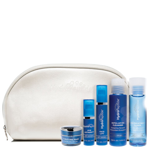 HydroPeptide On-The-Glo Glow Travel Set (Worth $100.00)