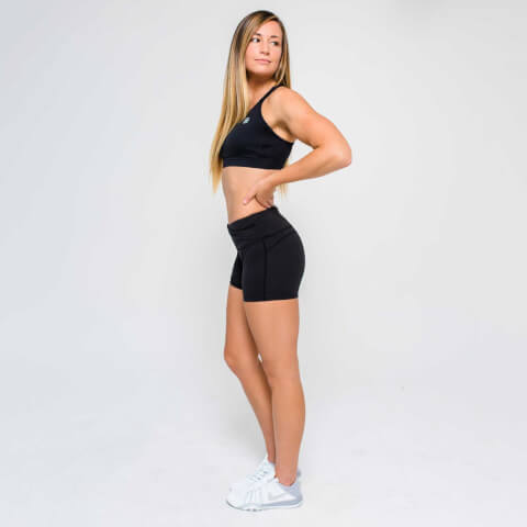 S - Core Training Shorts - Black