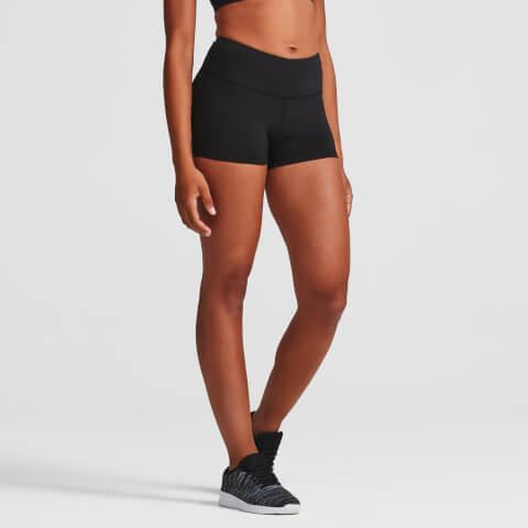 IdealFit Core Training Shorts - Black