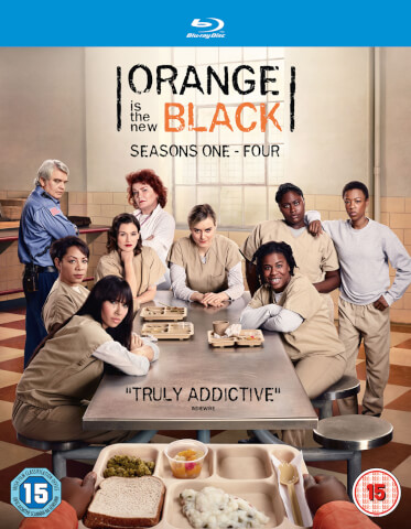 Orange is the New Black - Seasons 1-4