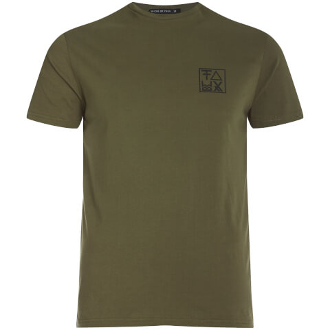 T-Shirt Homme Cavalry Friend or Faux -Kaki