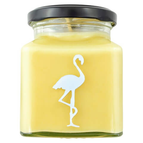 Bubblegum Flamingo Candle