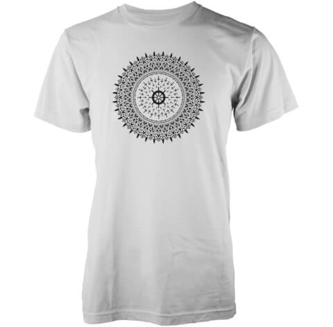 Abandon Ship Men's Sigil Sign T-Shirt - White
